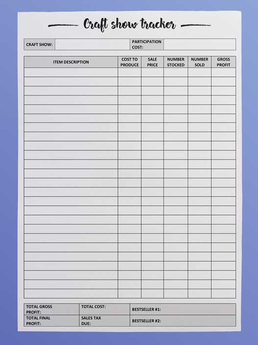 This is a graphic of Inventory Sheets Printable inside personal property inventory