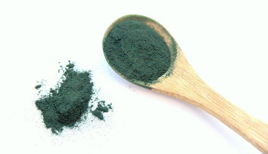 spirulina color pigment