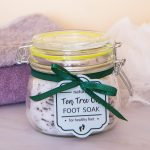 Tea Tree Oil Foot Soak Recipe for Healthy Feet (Anti-fungal)