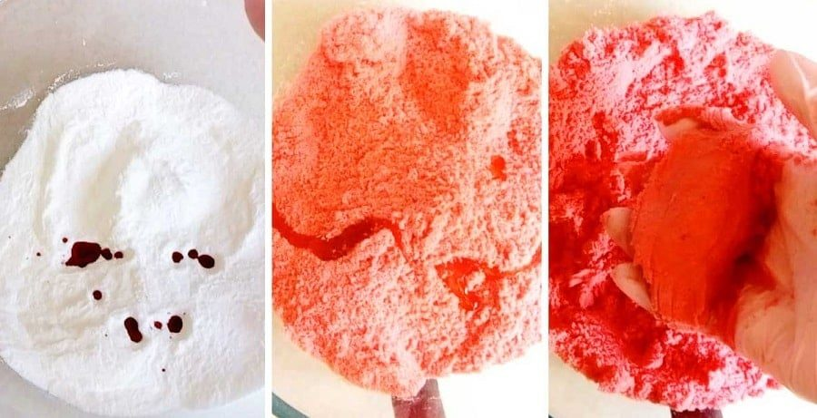 step by step bath bomb making instructions