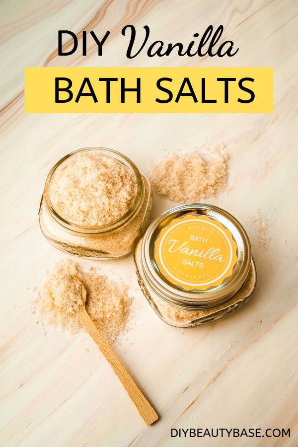 bath salts diy