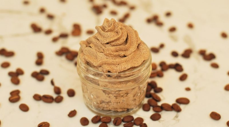 Whipped Coffee Scrub Recipe For Gentle Exfoliation [Without Oils]