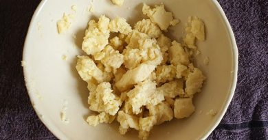 Raw unrefined Cupuacu butter