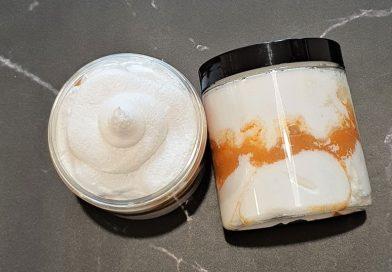 DIY sugar scrub homemade