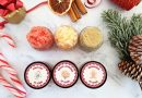 DIY lip scrub gifts for Christmas