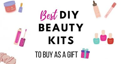 DIY beauty kits for handmade cosmetics